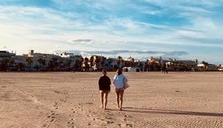 valencia-stranden-taalreis