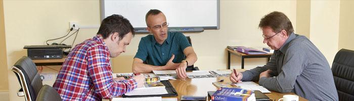 Lerarencursussen in het buitenland