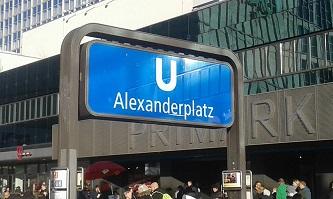 Alexanderplatz Duitse taalschool Berlijn