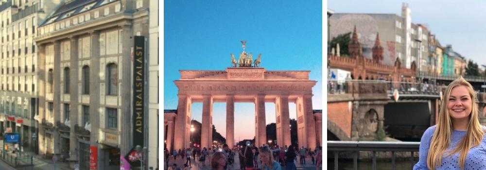 Berlijn verkennen na de Duitse lessen