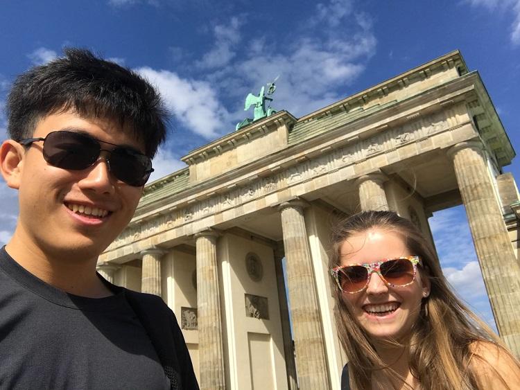 Duitse taalreis naar Berlijn