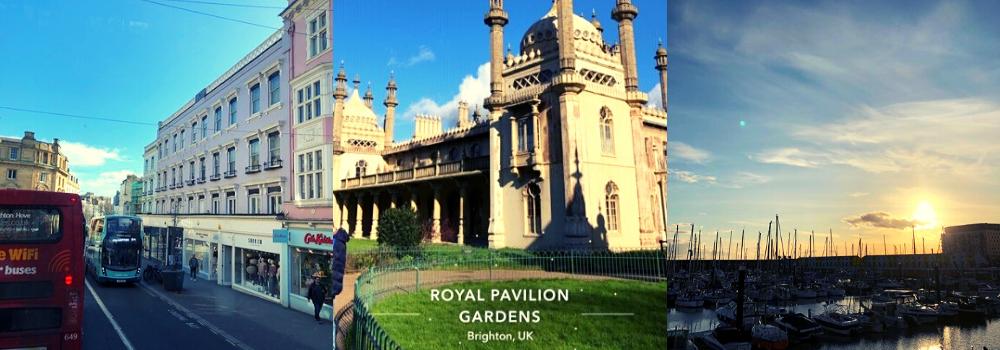 Brighton ontdekken na de Engelse cursus