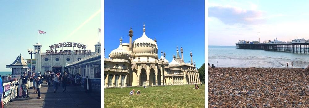 Brighton ontdekken na de Engelse lessen