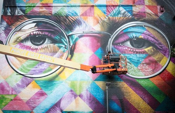 Street Art Festival Bristol