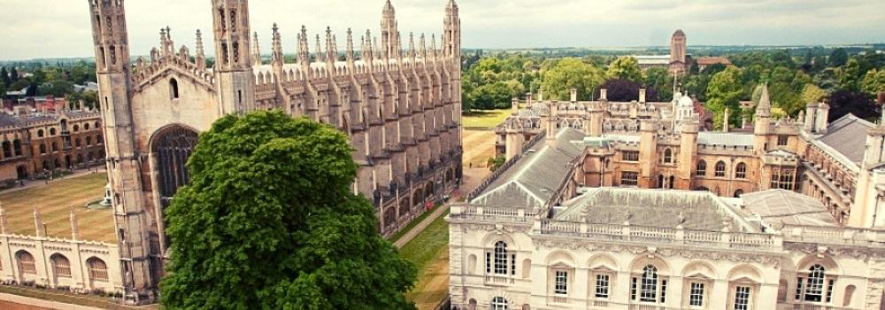 Taalcursus Engels voor jongeren en volwassenen in Cambridge