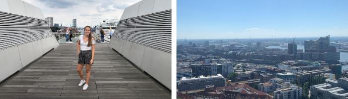 Hamburg ontdekken na de Duitse lessen