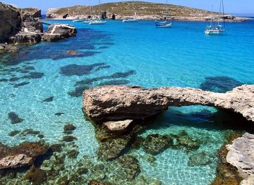 Uitstapje na de Engelse lessen op Malta