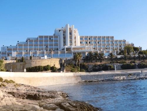 Residentie van de jongerencursus op Malta