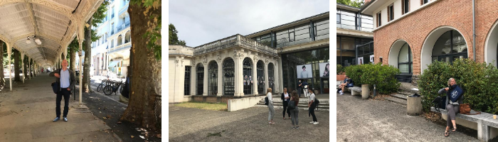 Franse taalschool in Vichy