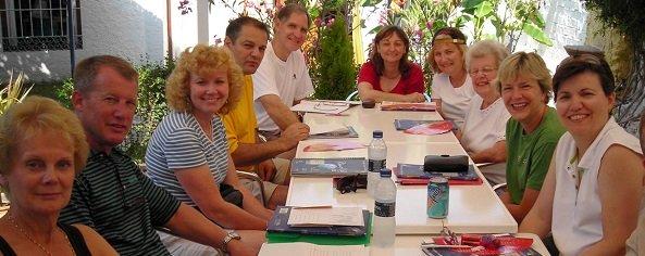 Taalcursus Spaans voor senioren in Nerja