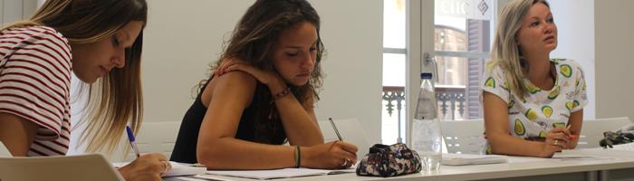 DELE examencursus in Spanje of Zuid-Amerika