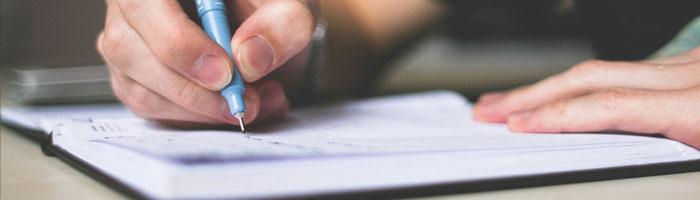 Examen doen tijdens je taalcursus