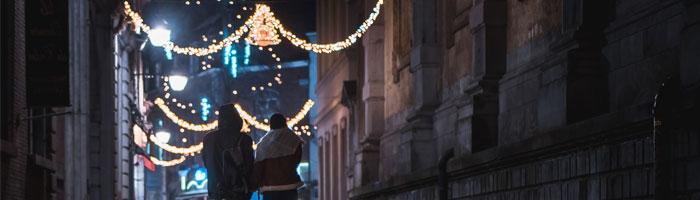 Taalcursus Engels in Londen in de kerstvakantie