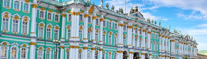 Russisch leren in St. Petersburg