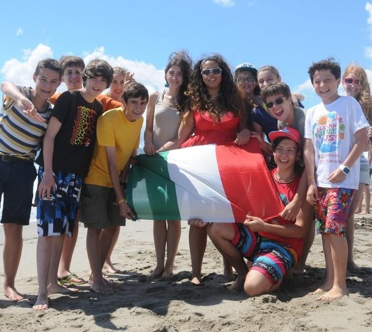Taalvakantie Italiaans in Italië jongeren