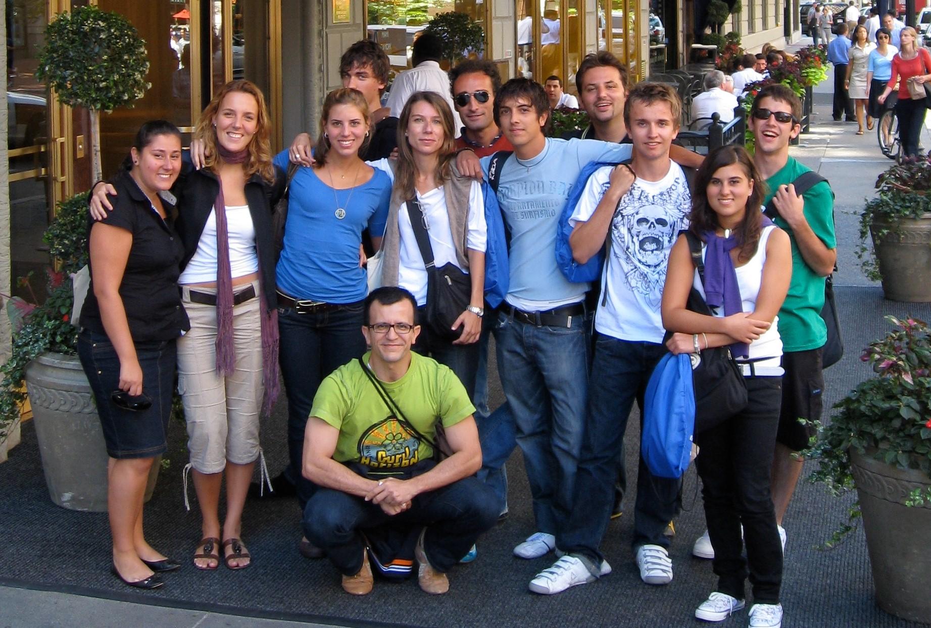 Taalvakantie Engels in Amerika voor jong en oud