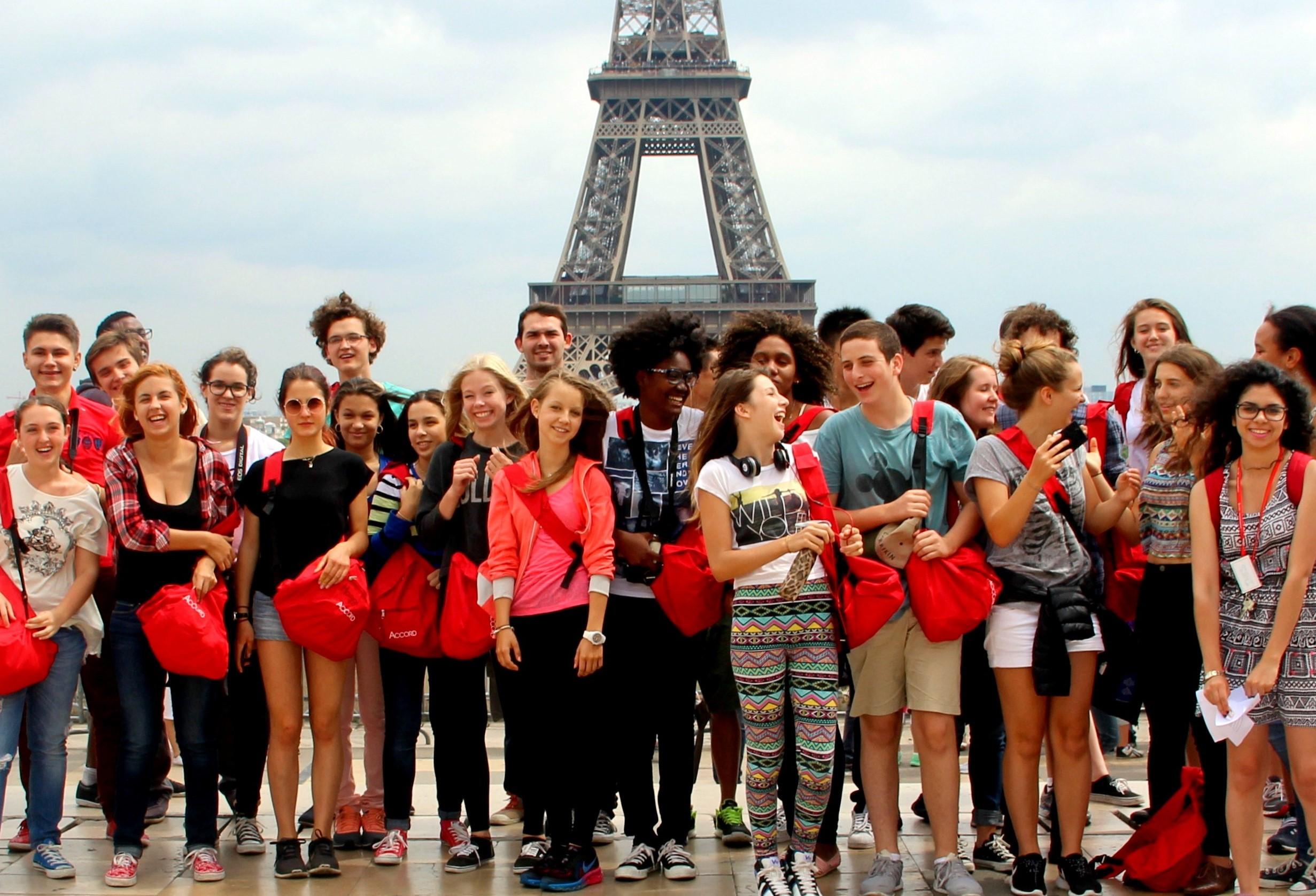 Taalkamp Frans jongeren