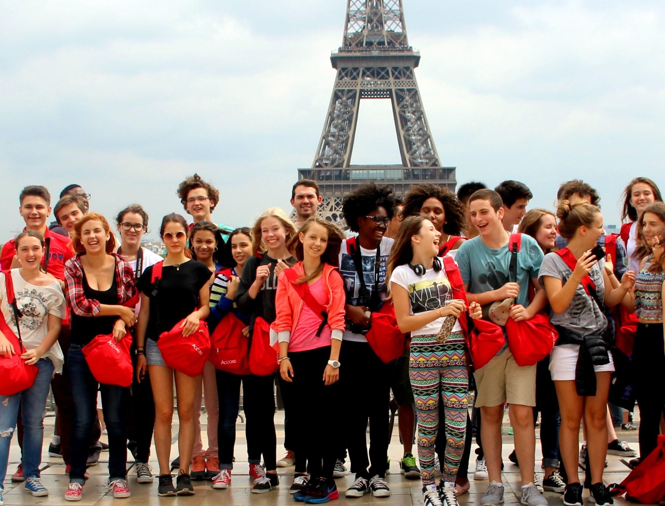 Zomerkamp Frans in het buitenland