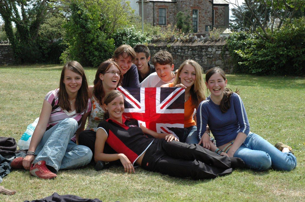 Engels taalkamp in Engeland jongeren